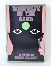 Doorways In The Sand by Roger Zelazny (Hardcover, HCDJ) 1976