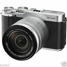"Fujifilm X-A2 16-50mm 16mp 3"" DSLR Digital Camera Brand New Jeptall"