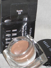 NIB Bobbi Brown cream eye shadow SUEDE #10
