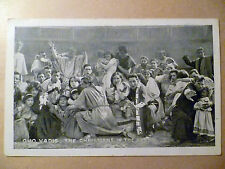1912 Postcard Quo Vadis the1st blockbuster in Film-The Christians in The Arena