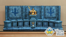 Saint Seiya Myth Cloth Scene Poseidon + 9 Chancel + 1 Base