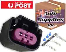 Flex Fuel Composition Sensor 3 Pin Connector Plug Continental GM (Right Guide)