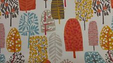 Clarke and Clarke Trad Spice Designer Curtain Upholstery Craft Fabric