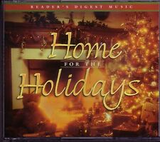 Readers Digest HOME FOR HOLIDAYS 3CD Classic Great BOBBY DARIN KENNY ROGERS