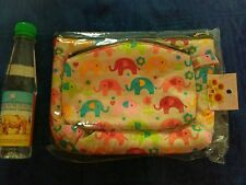 Cosmetic bag purse combo