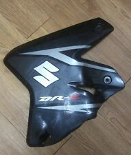 00-16 SUZUKI DRZ400S GRAY BLACK LEFT FRONT SIDE FAIRING COWL FAIRING COVER