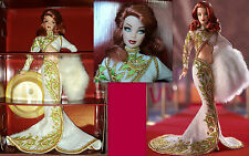 BARBIE RADIANT REDHEAD 2001 by BOB MACKIE Coll.THE RED CARPET