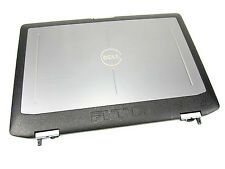 New Dell Latitude E6420 ATG Back Cover lid & Hinges For Touch Screen - HJ7MY (A)