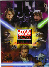 STAR WARS GALAXY 4 Topps COMPLETE TRADING CARD SET (1-120) w/Wrapper