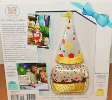 The Elf on the Shelf A Birthday Tradition Cupcake Suit Book Elf not Included New
