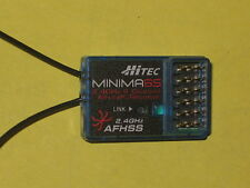 Hitec minima 6s 2,4 GHz récepteur 6 canaux Hitec 111068