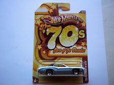 Hot Wheels Cars Of The Decades The 70's '71 Plymouth GTX