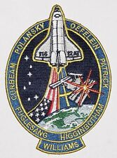 Aufnäher Patch Raumfahrt NASA STS-116 Space Shuttle Discovery ...........A3097