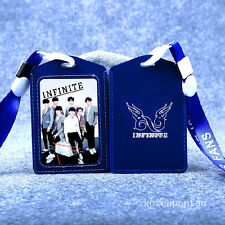 1pic INFINITE CARD HOLDER GOODS KPOP NEW