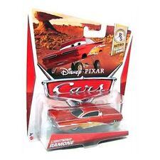 2012 DISNEY PIXAR CARS 1:55 RETRO RADIATOR SPRINGS LIGHTNING RAMONE!!
