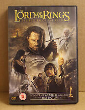 The Lord Of The Rings - The Return Of The King (DVD 2005) 2-Disc Set R2 (D0127)