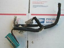 """92 Toyota Truck Pick-Up Harness 12"""" Cut Instrument Cluster"""