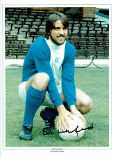 Bob LATCHFORD Birmingham City Legend Signed Autograph16x12 Photo AFTAL COA