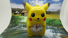 POKEMON PIKACHU ALARM MUSICAL CLOCK