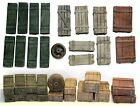 Value Gear 1/35 Universal/Generic Wooden Crates (16 pieces, 5 styles)