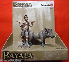 Umitok mit Wildschwein - Bayala - Schleich 70443 - NEU