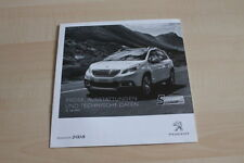 126208) Peugeot 2008 - Preise & tech. Daten & Ausstattungen - Prospekt 07/2013