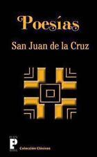 Poesías by San Juan de la Cruz (2012, Paperback)
