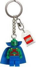 New Lego DC Superheroes Martian Manhunter Keychain NEW 853456 Key Chain