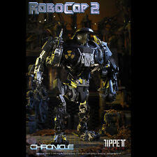 CHRONICLE RoboCop 2 Cain Signed by Phil Tippett Statue Figure Legacy Series NEW