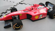 1/10 RTR 2000 F1 Ferrari F2000 F2001 Schumacher RC Car Body for Tamiya F103 104