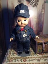 ~ Nice!! Composition All Original Buddy Lee Doll ~