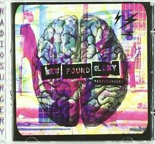 NEW FOUND GLORY - RADIOSURGERY  CD NEU