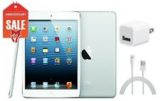 Apple iPad mini 1st Gen 64GB, Wi-Fi, 7.9in - White & Silver - B+ Condition (R-D)