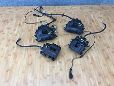 MERCEDES OEM W163 ML320 SET WHEEL AXLE ROTOR BRACKET CALIPER BRAKE BRAKES