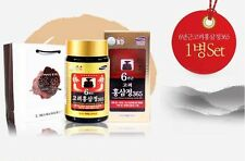 Pure Korean 6 years Root Red Ginseng Gold Extract 8.5oz/240g X 1ea Saponin Korea