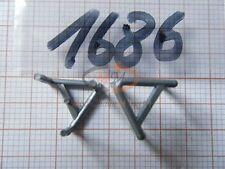 10x ALBEDO Ersatzteil Ladegut Reserveradhalterung Halterung H0 1:87 - 1686