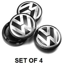 247- ALLOY WHEEL RIM CENTRE HUB CAP GTI VW VOLKSWAGEN POLO VENTO JETTA 65mm