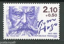 FRANCE - 1985 - timbre 2358, PERSONNAGES CELEBRES, VICTOR HUGO, neuf**