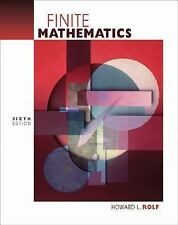 Finite Mathematics (with Digital Video Companion) (Available Titles CengageNOW)