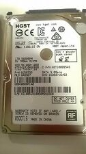 "HGST Hitachi 1TB Internal Hard Drive HDD 2.5"" 5400RPM SATAII H2T1000854S"