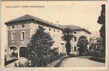 55943  -- CARTOLINA d'Epoca - LAGO MAGGIORE:  Porto Valtravaglia