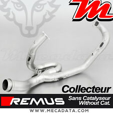 Collecteur 2-1 sans cat Haute Performance Remus KTM 1290 Super Adventure 2016