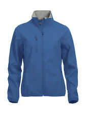 Clique Ladies Softshell Jacket- 3 Layer- 3000mm Waterproof- Microfleece Lined
