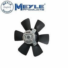Meyle Auxiliary Radiator Engine Cooling Aux Fan Motor for Volkswagen VW w/ A/C