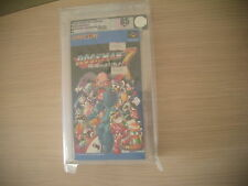 VGA 85 ROCKMAN MEGA MAN MEGAMAN 7 VII SUPER FAMICOM SNES NEW FACTORY SEALED!