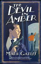 The Devil in Amber: A Lucifer Box Novel (Lucifer Box Novels)-ExLibrary