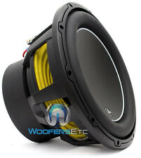 "JL AUDIO 12W6V3-D4 12"" 600W DUAL VOICE COIL 4-OHM CAR BASS SUBWOOFER SPEAKER NEW"