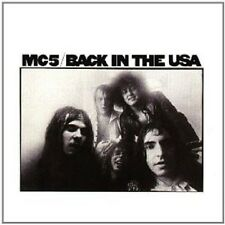 MC5 - BACK IN THE USA CD ROCK 11 TRACKS NEU