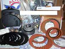 ALTO Red Eagle 700 700R4 4L60 Rebuild Kit Has 3-4 Power Pack Wide Band 1987-1993