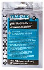 TEAR AID TIPO B - KIT RIPARAZIONE GOMMONI PVC E TESSUTI SKY VINILE